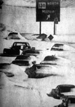 In the days following the opening round of the 1978 Beanpot, New England roads were unpassable.