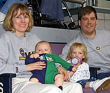 The Albee family has totaled 32 Frozen Four appearances.