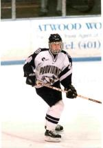 Devin Rask enjoyed a breakout season for the Friars in 2000-01.