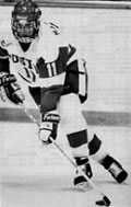 Mark Bavis scored 32 goals and 80 points in four seasons at BU.
