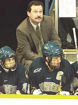 Mark Morris' teams won 20 or more games in every year in the '90s.