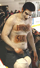 A Lynah Faithful expresses a common sentiment in an interesting way.