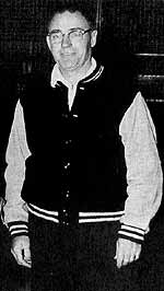 Murray Murdoch, in his coaching days. (photo courtesy Yale sports information)