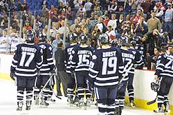 New Hampshire leaves the HSBC Arena ice without a title.