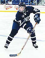 Garrett Stafford will miss the first half of UNH's season for academic reasons.