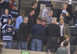 Presidential candidate John Kerry was among those in attendance Saturday (photo: Pedro Cancel).