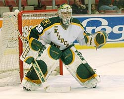 Tuomas Tarkki is the 2004-05 CCHA Player of the Year (photo: Christopher Brian Dudek).