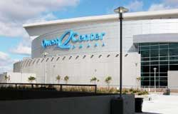The Qwest Center Omaha opened in September.