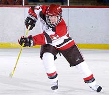 T.J. Trevelyan looks to lead SLU into the upper reaches of the ECACHL standings.