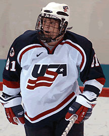 Phil Kessel heads up the Gophers' highly-touted freshman class.