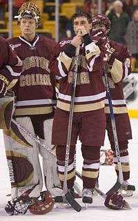 BC may not have won the title this year, but prospects for the NCAAs are bright (photo: Melissa Wade).