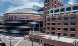Can Ford Field Succeed In Its Attempt At The Frozen Four?