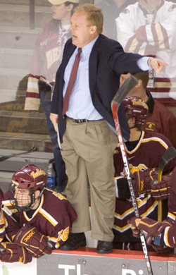 Head coach Bob Daniels will rely on his defense to anchor the Bulldogs (photo: Melissa Wade).