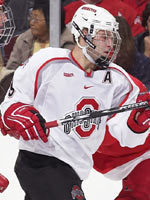 Rod Pelley is a first-team All-CCHA preseason pick for OSU, which looks to build on last year's successes.