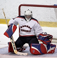 Christian Boucher (photo: Robert Morris University).