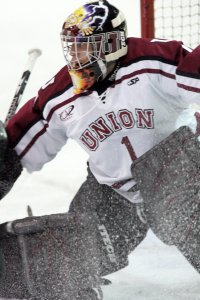 Kris Mayotte helped Union stay in the battle for a first-round bye (photo: Bob Ewell).
