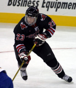 Scott Parse, the 2005-06 CCHA Player of the Year, returns to lead Nebraska-Omaha's push to the top of the league.