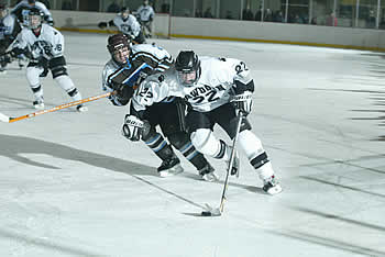 Captain Bryan Ciborowski leads a young team hoping to continue Bowdoin's past success.