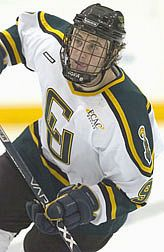 Shawn Weller is among Clarkson's top offensive threats (photo: Christopher Lenney).