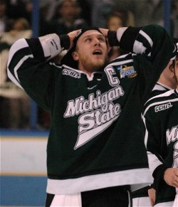 Chris Lawrence can't believe that he just won the national championship. (photo: Skip Strandberg)