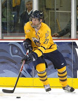 Defenseman Reid Cashman is arguably Quinnipiac's most-accomplished player ever.