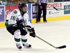 Ryan Duncan is the WCHA Player of the Year and a Hobey Baker