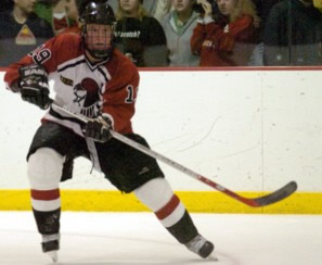 Led by NCHA leading scorer T.J. Dahl, UW-River Falls has its sights on the NCHA title. (photo: Jens Gunelson, UWRF Photography Services)