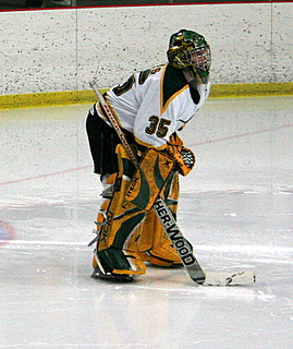 St. Norbert goaltender Kyle Jones' 73rd win gave him the most wins by a goaltender in Division III history.