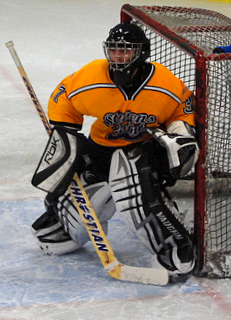 Stevens Point freshman Thomas Speer is among the nation's leaders in goaltending and a key reason the Pointers are 11-5-1.