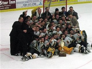 Will St. Norbert claim yet another Peters Cup on home ice?