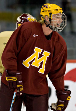 Ryan Stoa has returned for Minnesota, and the Gophers' offense may be back along with him (photo: Melissa Wade).