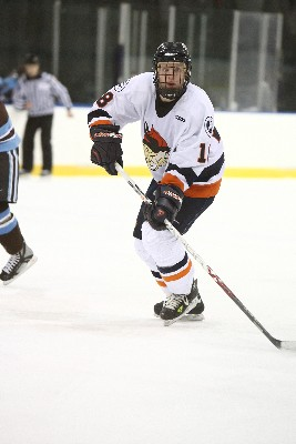 Salem State will try to hang on the final home ice berth in the ECAC East without leading scorer Justin Fox, who will miss the remainder of the season with an injury.
