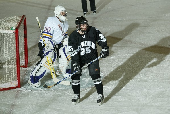 Junior Colin MacCormack hopes to get on a hot streak down the stretch for Bowdoin.