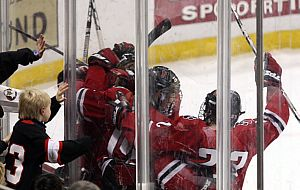 Are more celebrations in the offing for Northeastern this year? (photo: Melissa Wade)