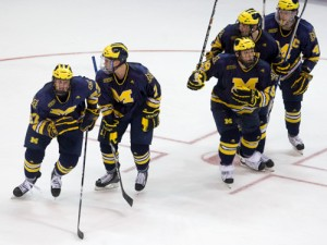 Michigan enters the 2010 NCAA tournament as the nation's most experienced team (photo: Melissa Wade).
