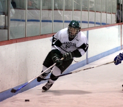 Babson senior Jason Schneider leads the Beavers as they look to repeat as conference champs (photo: Tim Costello).