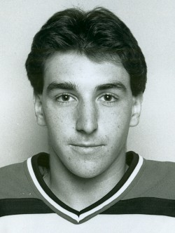 Rob Kenny played for Northeastern from 1989 to 1992 (photo: Northeastern Athletics).