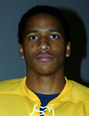 USM goaltender David Beckles has backstopped the Huskies to a solid start to the season.