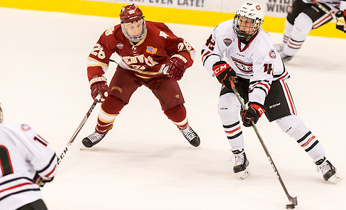 17 Jan.20  Denver Pioneers and St. Cloud State University meet in a NCHC conference match-up at theHerb Brooks National Hockey Center (Bradley K. Olson)