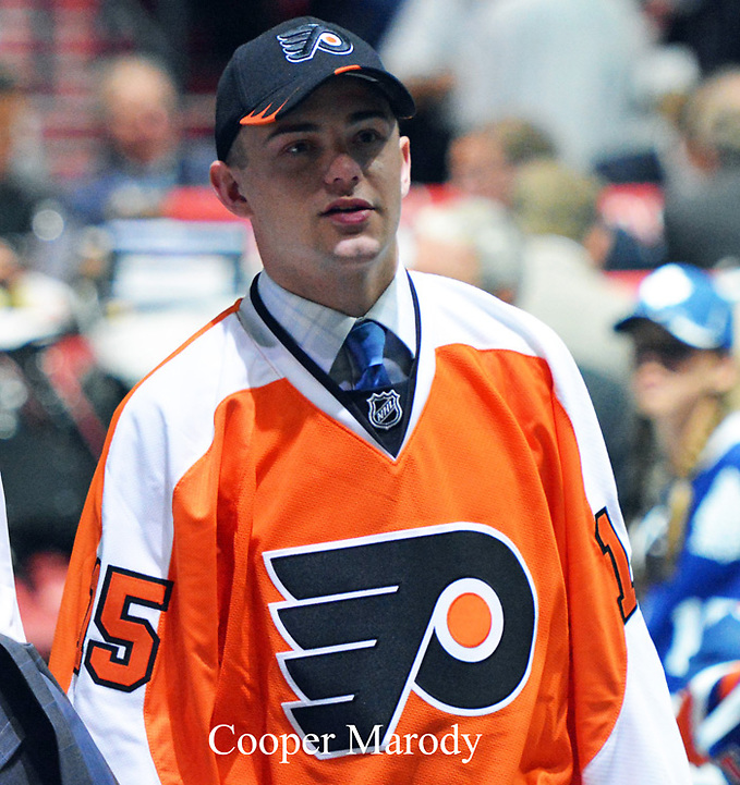 Cooper Marody, committed to the University of Michigan, drafted by Philadelphia Flyers. (Dan and Margaret Hickling)