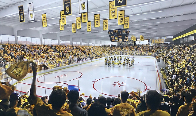 Groundbreaking ceremony for Colorado College's Ed Robson Arena set for Feb. 15