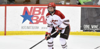 Massachusetts brings in St. Lawrence's Gicewicz, who will play 2020-21 season as graduate transfer