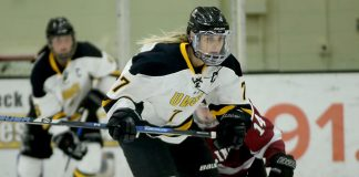 Kaleigh Martinson of Wisconsin-Superior (Marya Zajchowski)