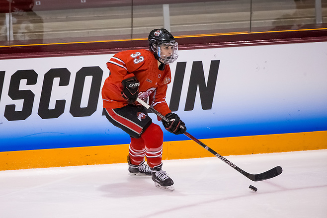 Jincy Dunne of Ohio State (Brad Rempel)