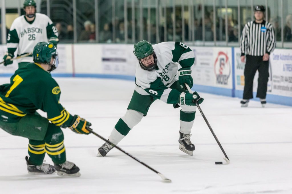 D-III East – Holiday musings on the gift of D-III hockey in the first half