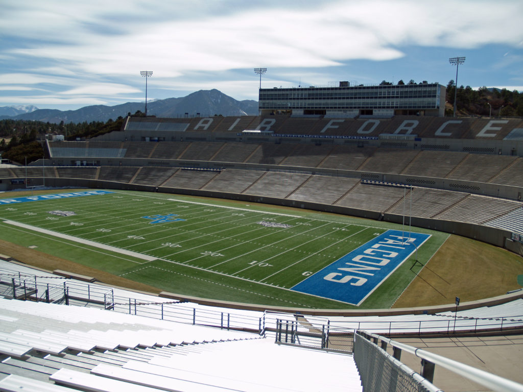 Air Force, Colorado College to play outdoors at Falcon Stadium on Feb. 17