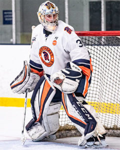 Connecticut picks up NAHL goalie Pasquale for second semester of 2019-20 campaign