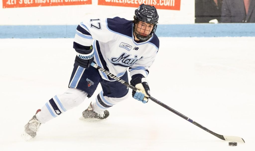 After 37-point season, Maine's Doherty transferring to Penn State, will be graduate transfer in '20-21