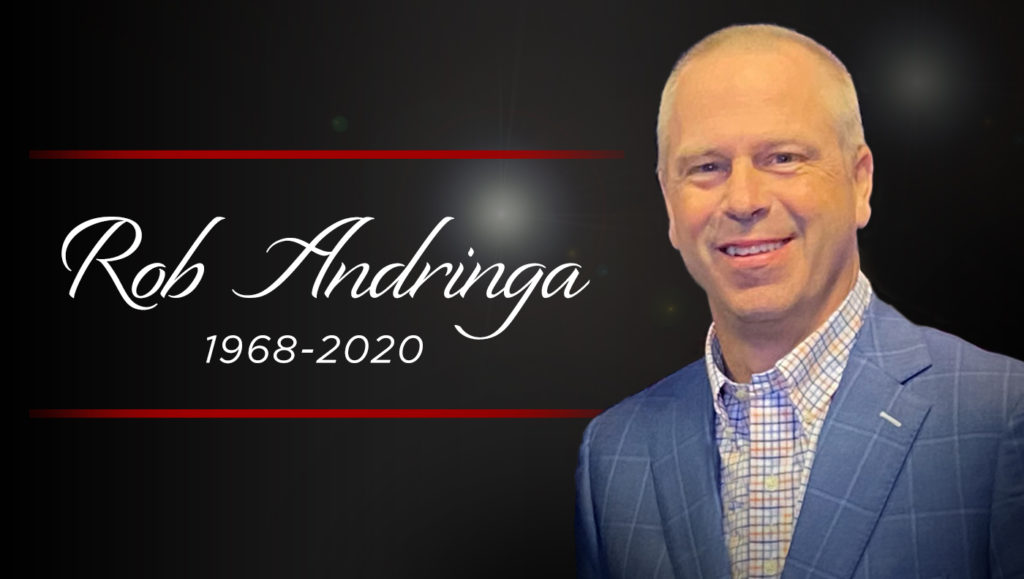 Former Wisconsin national champ, broadcaster Andringa succumbs to cancer at 51