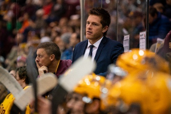 Minnesota assistant Bickel leaves Gophers, takes head coaching job with NAHL's Magicians